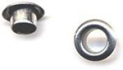 American Tag Company Eyelets Nickel (Zinc) 40411 3/16