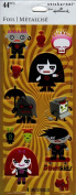 The Other Kids Halloween Scrapbook Stickers
