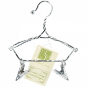 Melissa Frances - Decorative Hanger With Clips
