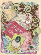 K & Company Jubilee Note and Tag Die cuts