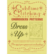 Sublime Stitching Embroidery Patterns-Dress Up