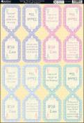 Kanban Crafts Seasons Die-Cut Punch-Out Sheet
