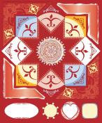 Blue Hills Studio ColorStories Cardstock Stickers