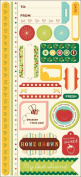 Garden Variety Cardstock Stickers