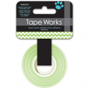 Tape Works Tape, Chevron Green