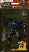 Transformers Revenge of the Fallen Star Scream Foil Scrapbook Stickers