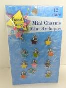 12 Stars Mini Charms