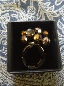 Avon Sparkling Rainbow Ring Metallic