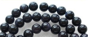 "Blue Sandstone Gemstone Rounds - 10mm - 15.5"" Strand"