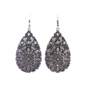 2013 New Year Promotion Fashion Vintage Hollow Out Earring