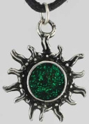 Solar Glory of the Sun Talisman Necklace