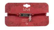 Heart On Your Sleeve Design Scripture Bracelet Love