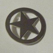 Texas Ranger Star Badge - 5.1cm