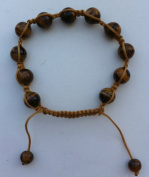 Natural Tiger Eye Gem Stone Bracelet