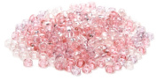 Beaders Paradise LTSMIX36 Czech Glass Pink Lustre Mix 10/0 Seed Beads in a Tube