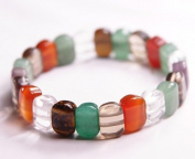 Mix Gem Stone Bracelet - J061