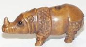 Rhino ~ Ojime Bead