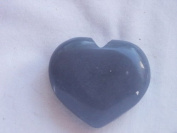 5.1cm Angelic Agate Heart, 9.5.36