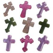 Cross Pendant Beads (115pc)