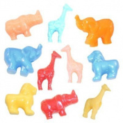 100 Safari Beads