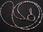 32 Colours Beaded Lanyard