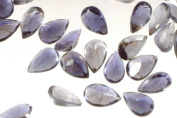Iolite 5 X 7 mm Pears (Price Per 6 Pieces) -