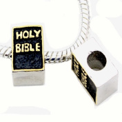Add A Link Of Charm Holy Bible Pandora Style Bead