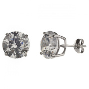New 925 Silver 2.75 Carat Earrings