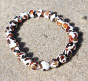 Mosaic Baltic Amber Bracelet