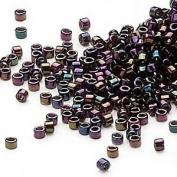 50 Grammes Iris Purple (Db4) Delica Myiuki 11/0 Seed Bead Approx 10,000 Beads