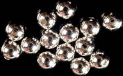 Sterling Ball Beads (Price Per Four Pieces) - Sterling Silver