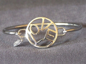 Circle Word Bracelet -Love Alexa's Angels Collection