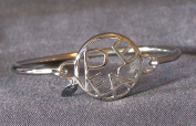 Circle Word Bracelet -Peace Alexa's Angels Collection
