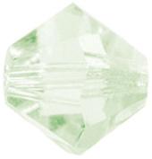 Mode Beads MC302-6/5000 Preciosa Crystal Bicones, 2 Gross Package, Chrysolite