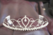 New Bridal Wedding Tiara Crown with Crystal Party Accessories DH14059