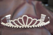 New Bridal Wedding Tiara Crown with Crystal Party Accessories DH15671