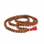 Prabhuji's Gifts- Rudraksha Mala - 108 Prayer Beads