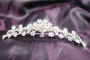 Beautiful Princess Bridal Wedding Tiara Comb with Crystal C17164