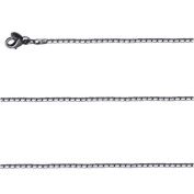 3mm Thick Cable Chain 16 in. Long
