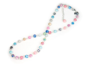 Viva Beads Magical Multi Necklace | Short Strand | - Handmade Clay Beads Jewellery 05604920
