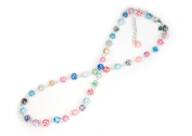 Viva Beads Magical Multi Necklace | Short Strand | - Handmade Clay Beads Jewellery 05604920
