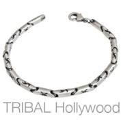 Bico Australia Jewellery - Typhoon Silver Link Bracelet - Fb200 23cm