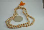 Tulsi Mala 108 Large Beads on Knotted String
