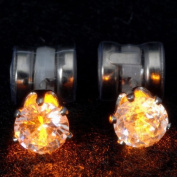 Flashing Night Ice LED Earrings