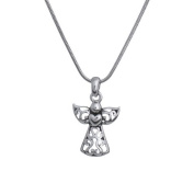 Annaleece Angel of Love Necklace. Elements DeVries Hypoallergenic Nickel-Free 1224-ANNA