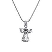 Annaleece Angel of Love Necklace. Elements DeVries Hypoallergenic Nickel-Free 1224-ANNA
