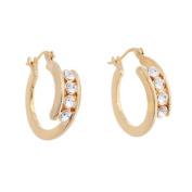 Annaleece Decadence Earrings. Elements DeVries Hypoallergenic Nickel-Free 4231-ANNA