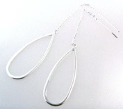 Geolin Jewellery Beyond - Scandinavian Luxury Sterling Silver Earrings