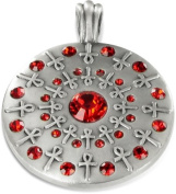 Isis Dances Bico Pendant - Red