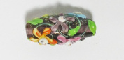 Nancy Pilgrim Flower Fairy Glass Beads.